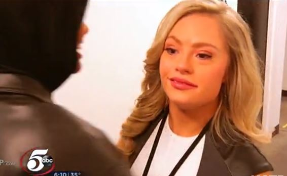 Woman Becomes First With Downs Syndrome To Compete For Miss USA Capture ythy