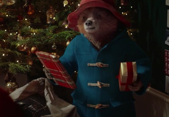 Problem With The New M&S Christmas Ad Is Annoying People Christmas Paddington A