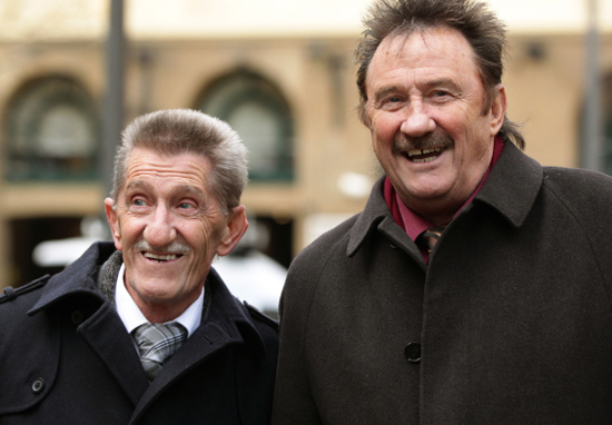 The Chuckle Brothers Once Saved A Woman From Sexual Assault Chuckle Brothers A