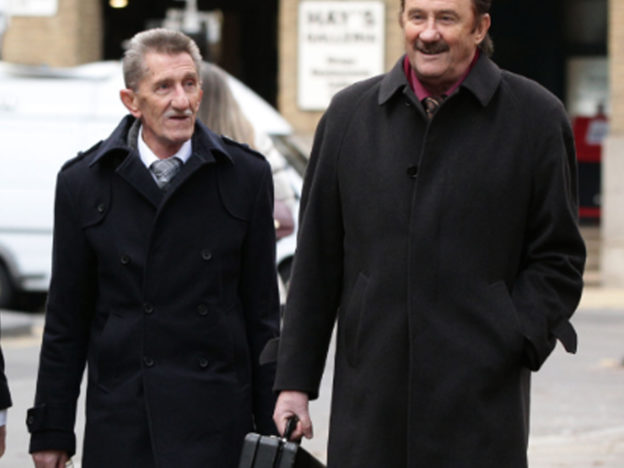The Chuckle Brothers Once Saved A Woman From Sexual Assault Chuckle Court 624x468
