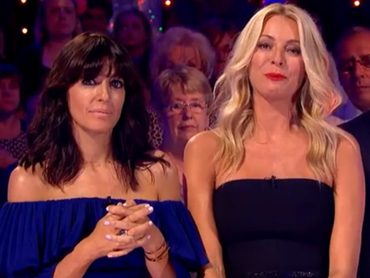Name Of Strictly Come Dancing Winner Has Been Leaked Online Claudia and Tess 736x552 1