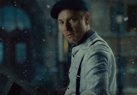 Ewan McGregor Christmas Advert