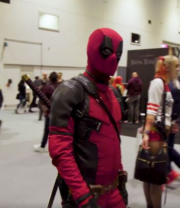 The Best Costumes At Comic Con Were Mind Blowing EMP Dpool