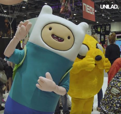 The Best Costumes At Comic Con Were Mind Blowing EMP1