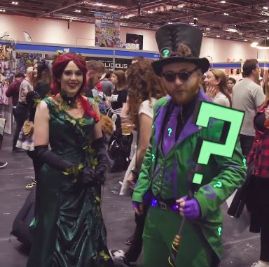 The Best Costumes At Comic Con Were Mind Blowing EMP5