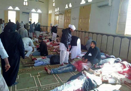 305 Dead In One Of Worst Terror Attacks In Modern History Egypt 1
