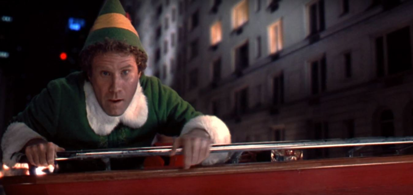 Elf Voted Greatest Christmas Film Of All Time Elf 3