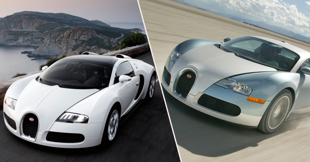 Bugatti Veyron No Longer The World S Fastest Car