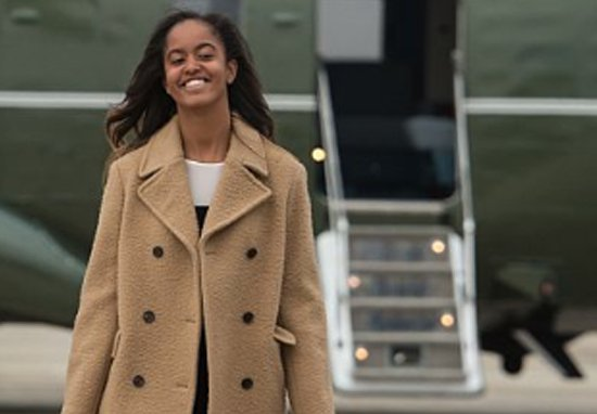 British Student Dating Malia Obama Gets Online Abuse Because Of His Name GETTY 1 1
