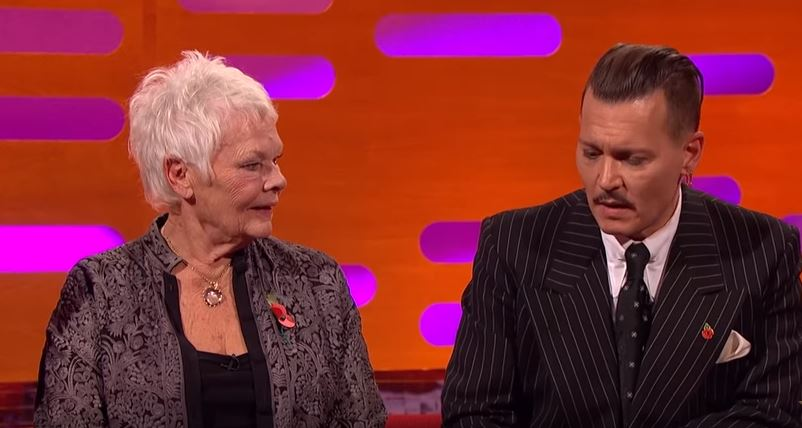 Johnny Depps Appearance On Graham Norton Has Left People Furious GRAHAM 1
