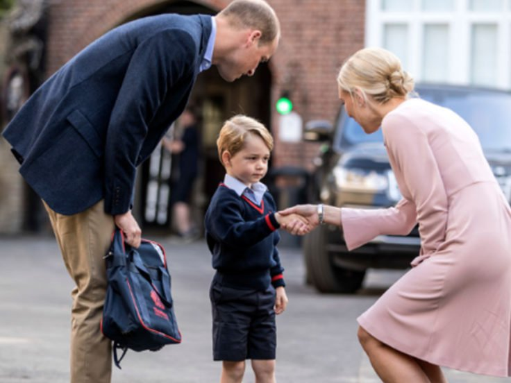 Prince George Has Only One Thing On His Christmas List This Year Getty prince 2