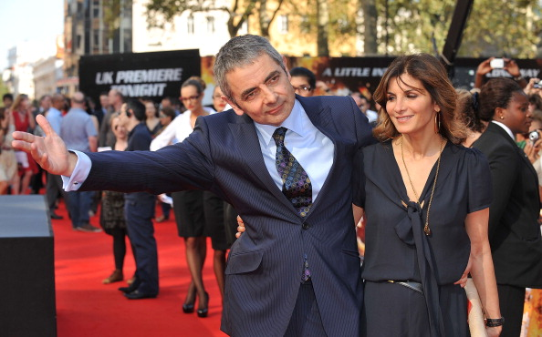 Rowan Atkinson Becomes Dad Aged 62 With 33 Year Old Girlfriend GettyImages 127870299