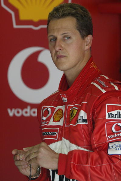 Michael Schumacher Sending Signals From Distant World GettyImages 1940225
