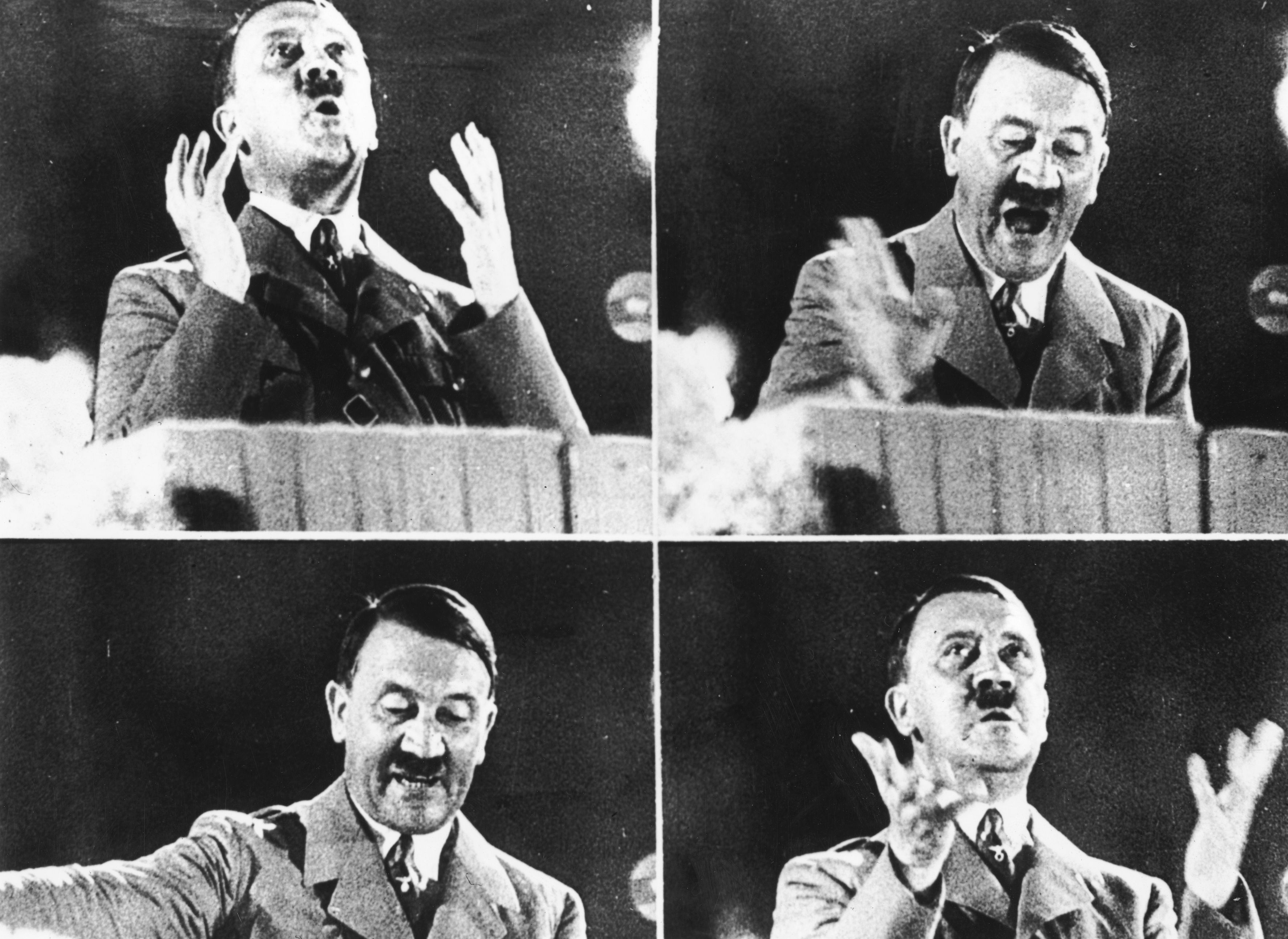 Hitlers Favourite Christmas Present Is Not What We Were Expecting GettyImages 3330195