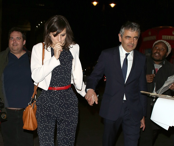 Rowan Atkinson Becomes Dad Aged 62 With 33 Year Old Girlfriend GettyImages 471380664