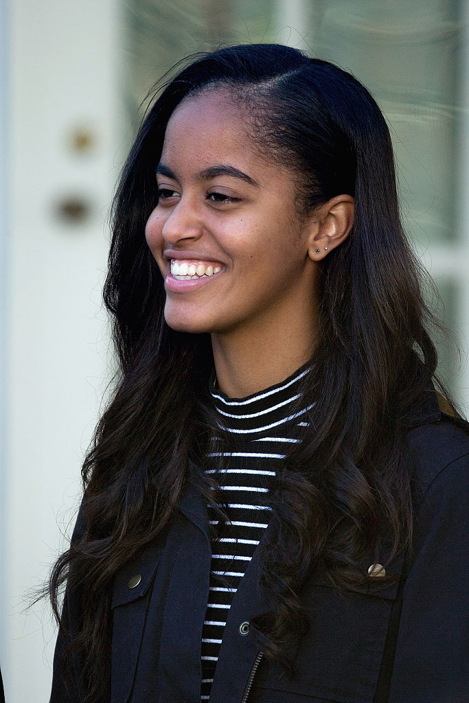 Malia Obamas Boyfriend Linked To The Royal Family GettyImages 498724752