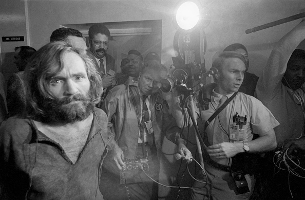 Charles Manson Leaves Entire Estate To His Pen Pal GettyImages 515288632