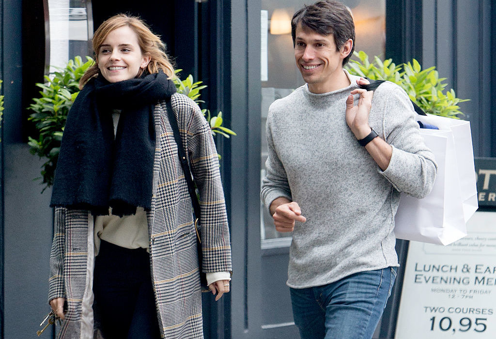 Emma Watson Splits From Her Boyfriend After Two Years Together GettyImages 539191264 1024x700