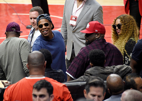 Jay Z Admits He Cheated On Beyonce GettyImages 675336518