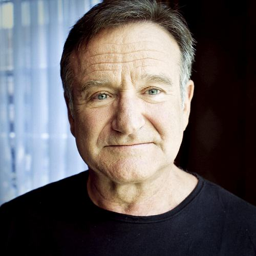 Robin Williams' Comedy Gave Us Optimism In The Face Of Mental Health Gety