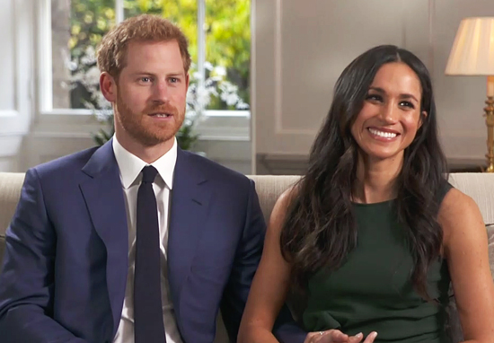 Psychic Makes Dark Prediction About Future For Prince Harry And Meghan Harry and Meghan A