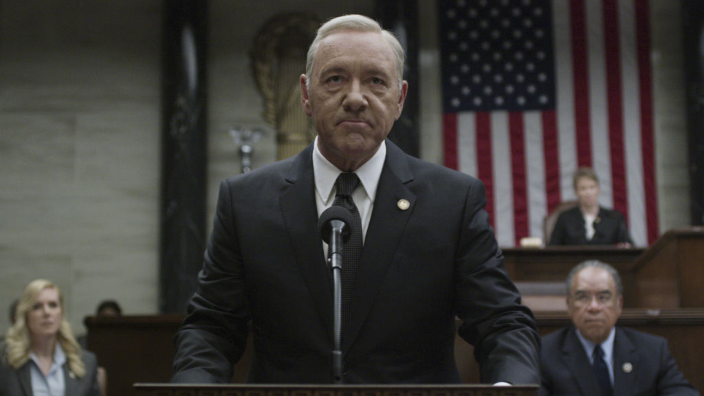Favourite To Replace Kevin Spacey In House Of Cards Revealed House of Cards