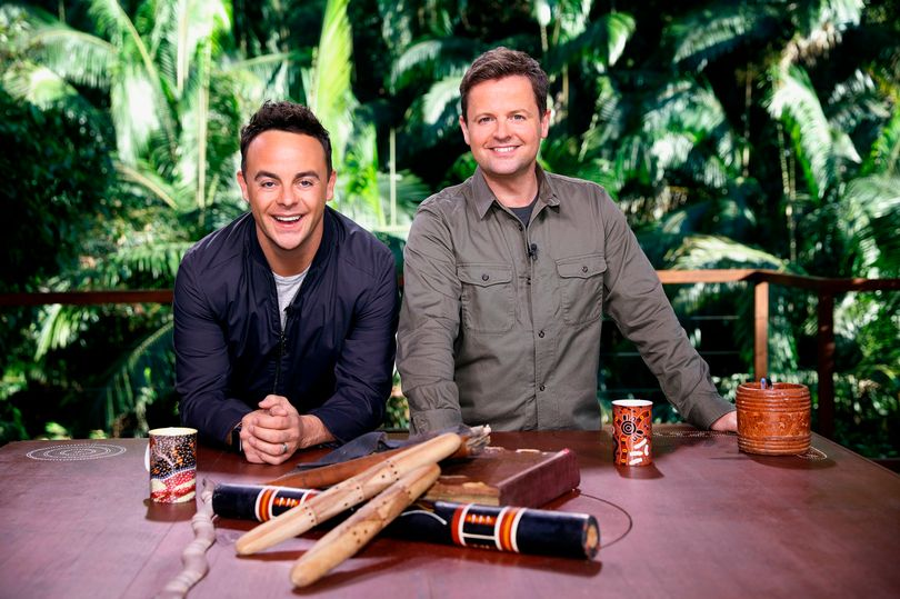 Photo Of Ant And Dec Confirms Theyll Be Together For Im A Celeb IM A CELEBRITY GET ME OUT OF HERE