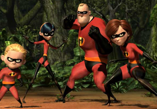 Disney Pixar's The Incredibles