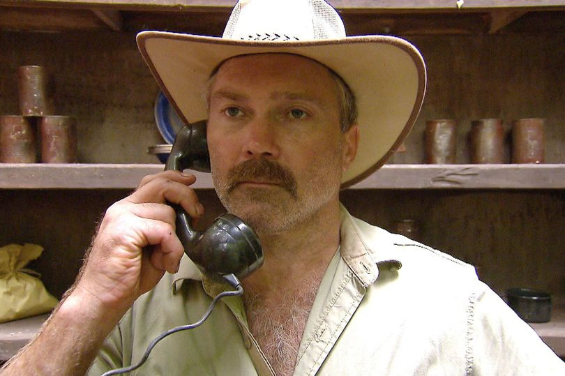 Im A Celeb Fans Make Mind Blowing Kiosk Keith Discovery JS77831395
