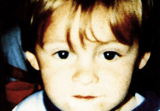 James Bulgers Dad Demands New Identity Of Sons Killer Is Revealed JamesBulger