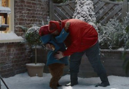 Problem With The New M&S Christmas Ad Is Annoying People MArksandSpencer