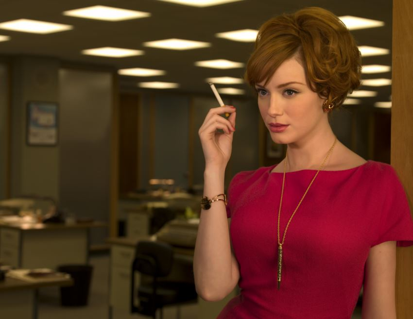 Being Ginger Can Have A Severe Effect On Mental Health Mad Men Christina Hendricks