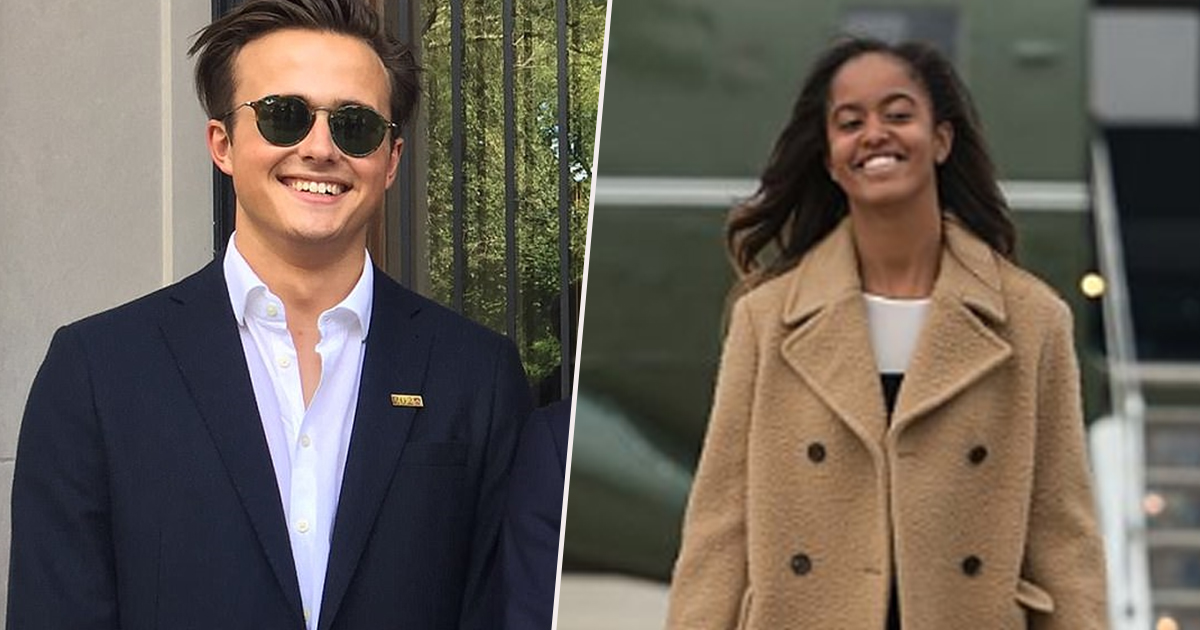 British Student Caught Making Out With Malia Obama