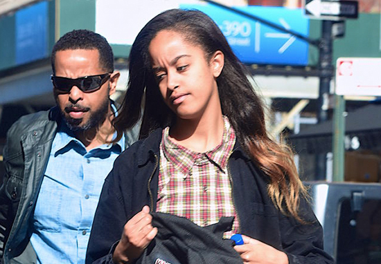 Ivanka Trump Lashes Out About Malia Obama Dating British Student MaliaObama