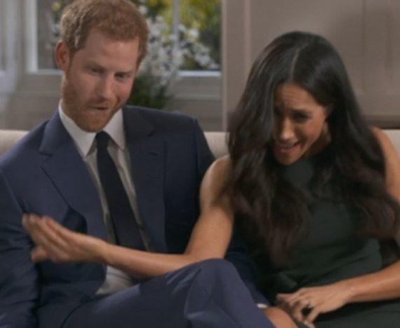 Behind The Scenes Of Harry And Meghans Interview Is Brilliant Meghan 1 571x468
