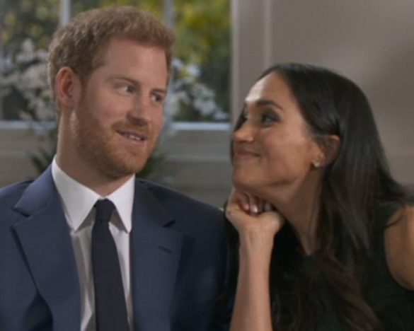 Behind The Scenes Of Harry And Meghans Interview Is Brilliant Meghan 3 585x468