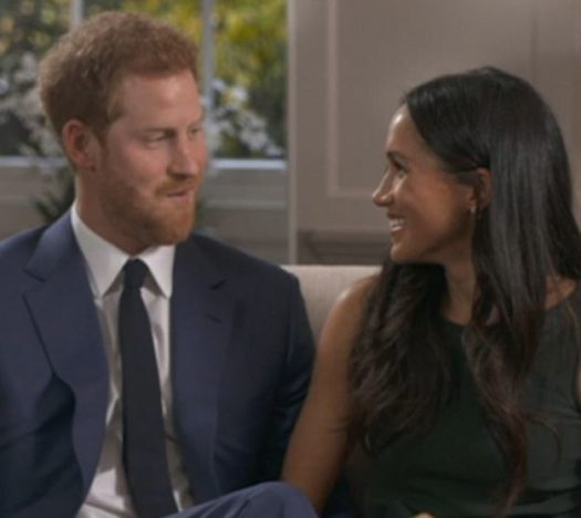 Behind The Scenes Of Harry And Meghans Interview Is Brilliant Meghan 4 525x468