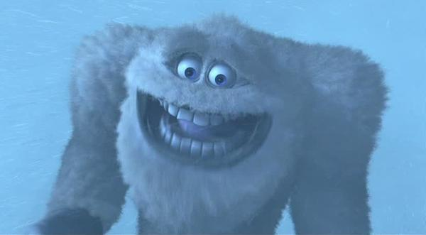 Mystery Of Yeti Has Finally Been Solved Monsters Inc Abominable Snowman