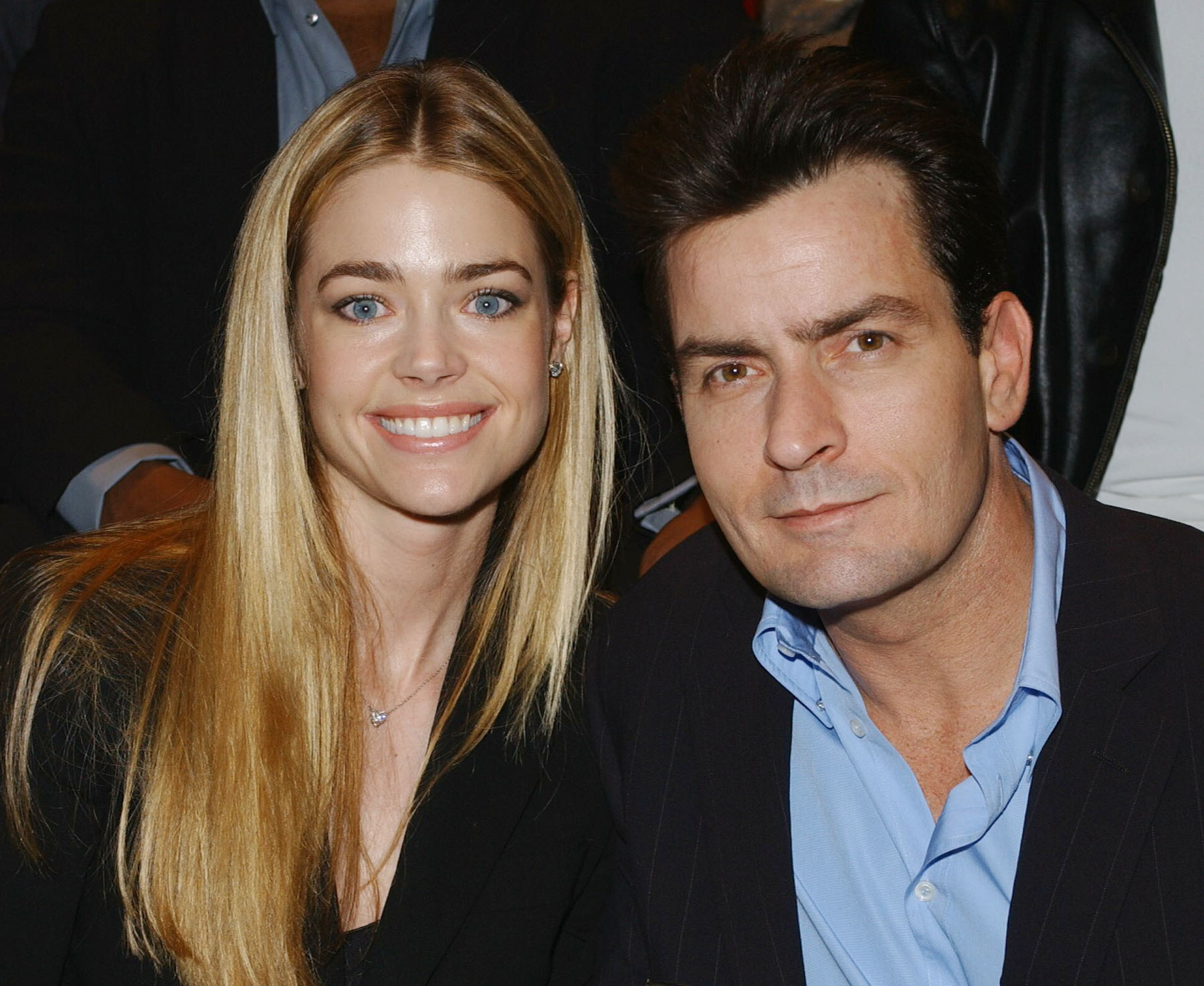 Dark Discovery In Charlie Sheen Divorce Papers PA 1545189