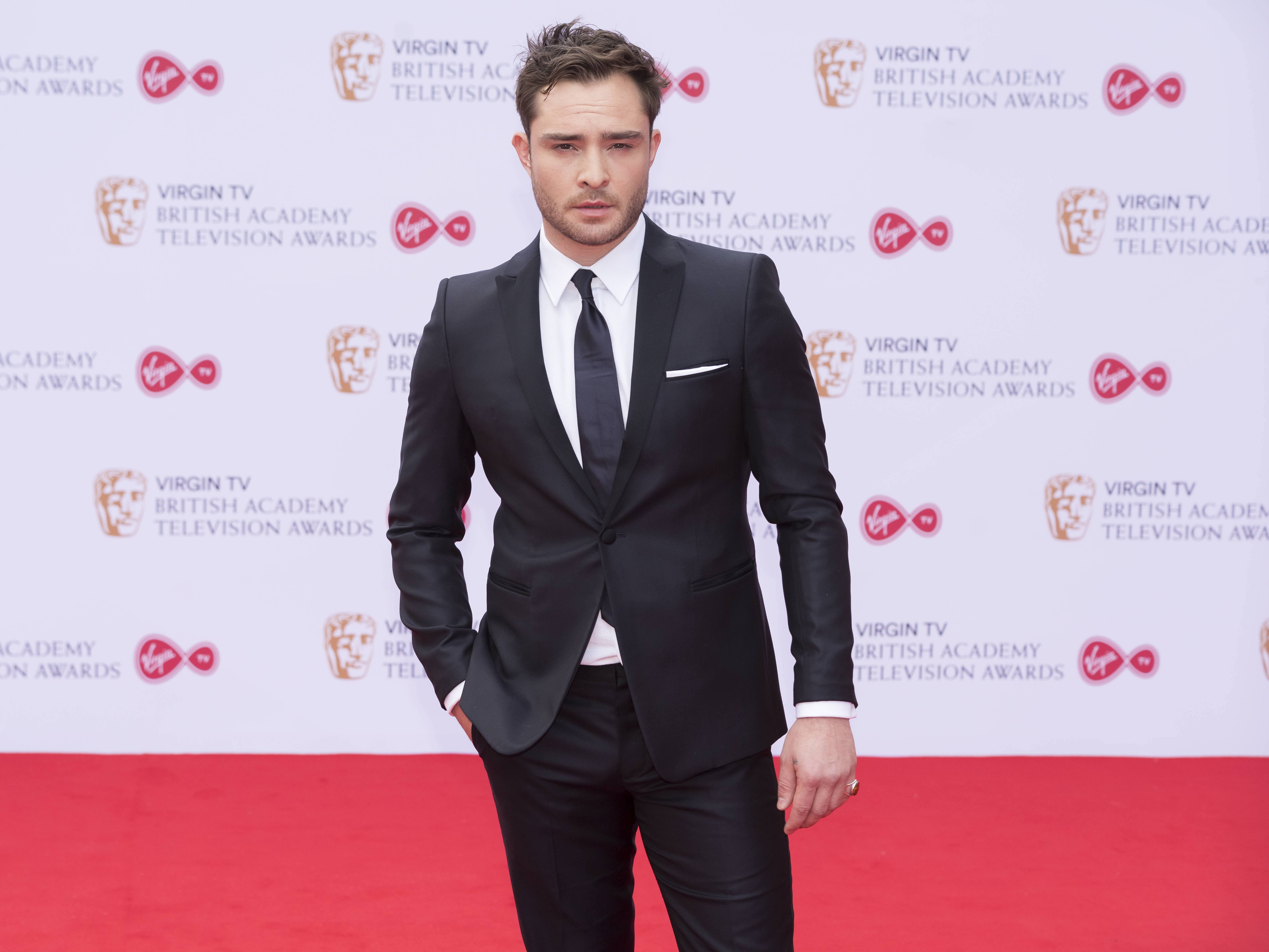 Gossip Girl Star Ed Westwick Accused Of Raping Actress PA 31314919
