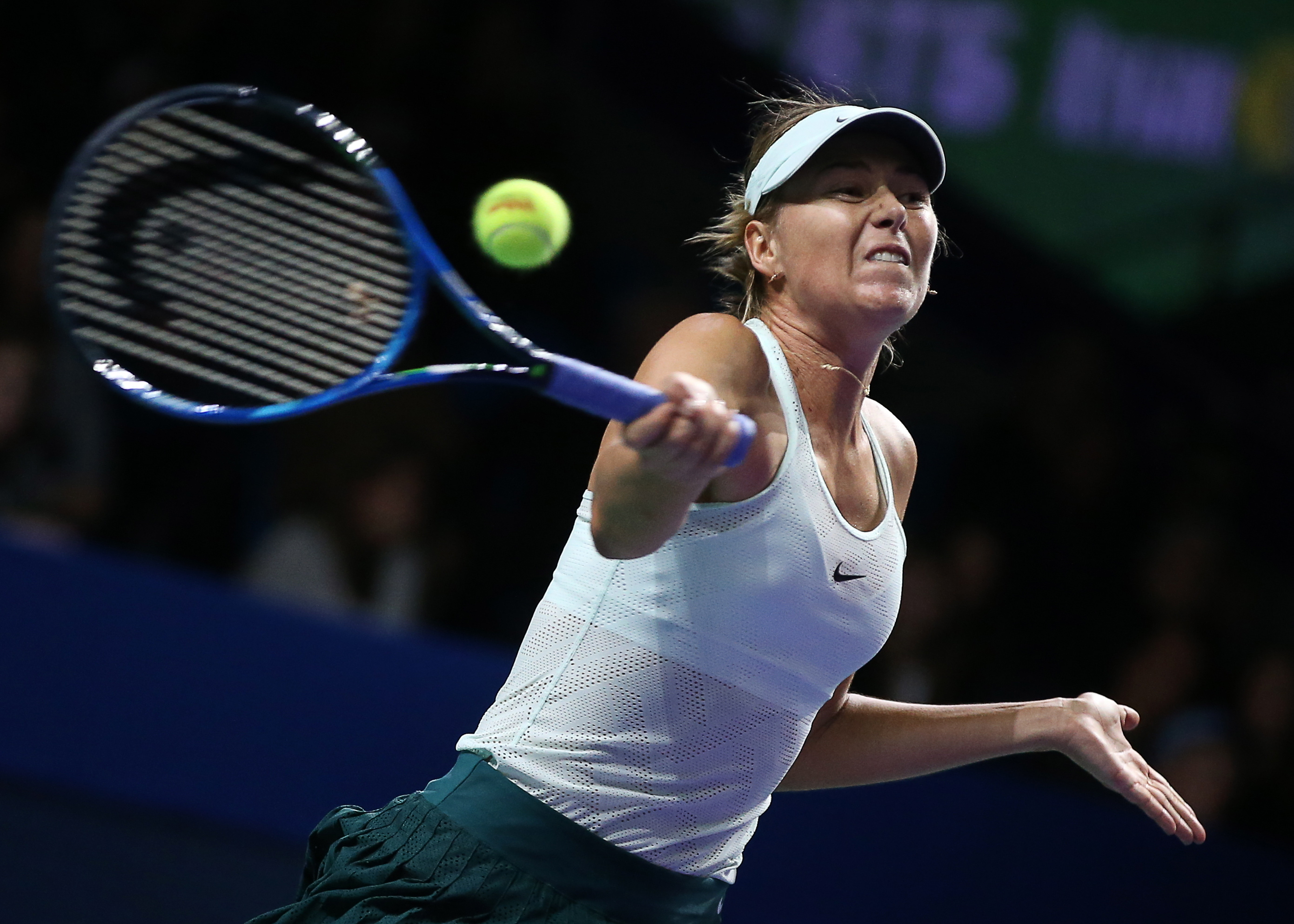 Maria Sharapova Facing Up To Seven Years In Prison PA 33325306