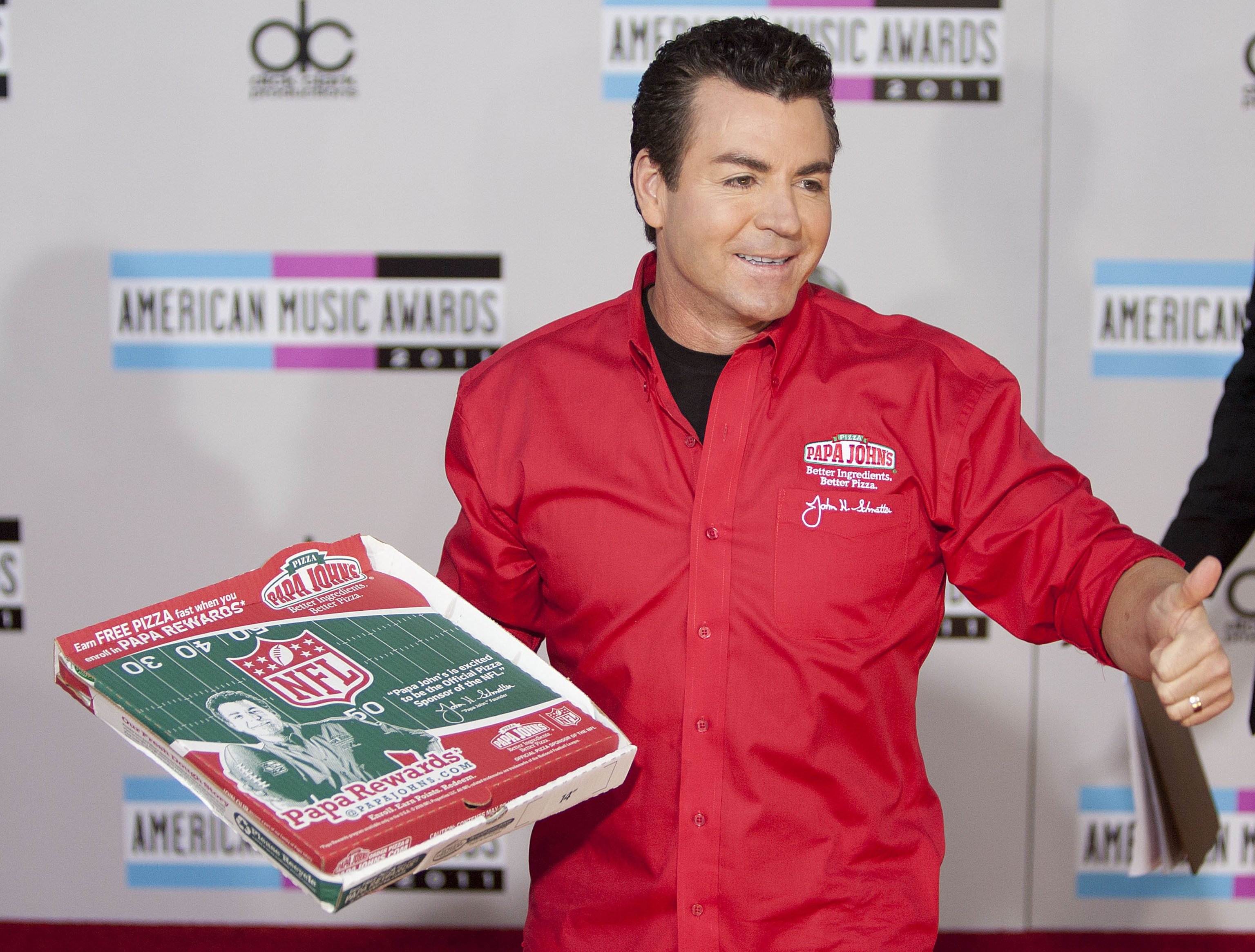 White Supremacist Movement Names Papa Johns Their Official Pizza PA 33557837