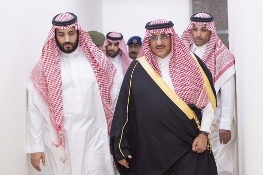 Saudi Billionaires Racing To Get $800 Billion Of Assets Out Of The Country PA 33584833