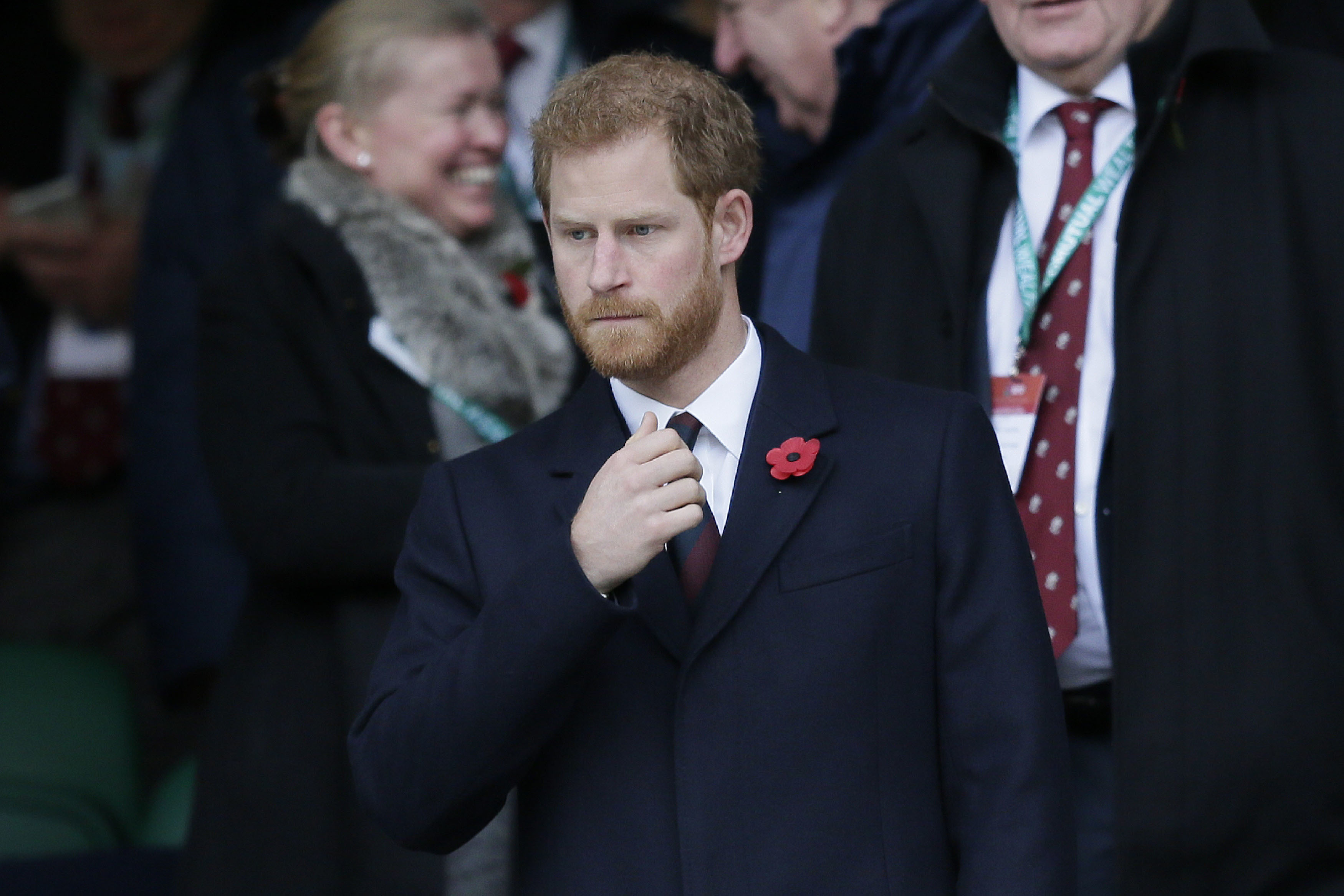 Internet Defends Prince Harry After Breaking Huge Military Rule PA 33678848