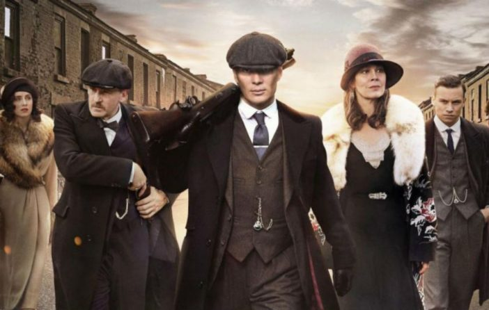 Promotional Still from Peaky Blinders