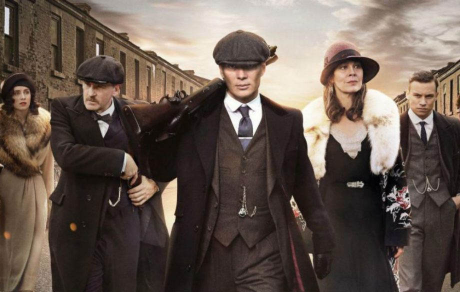 Peaky Blinders BBC Promo photo