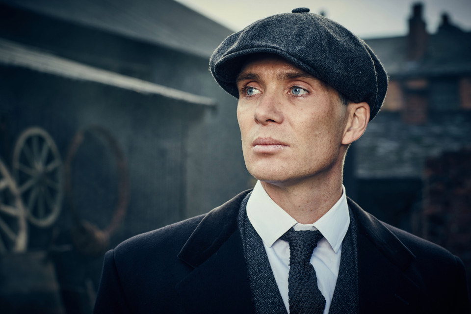 Cillian Murphy Wants To Do A Peaky Blinders Film PEKY 1