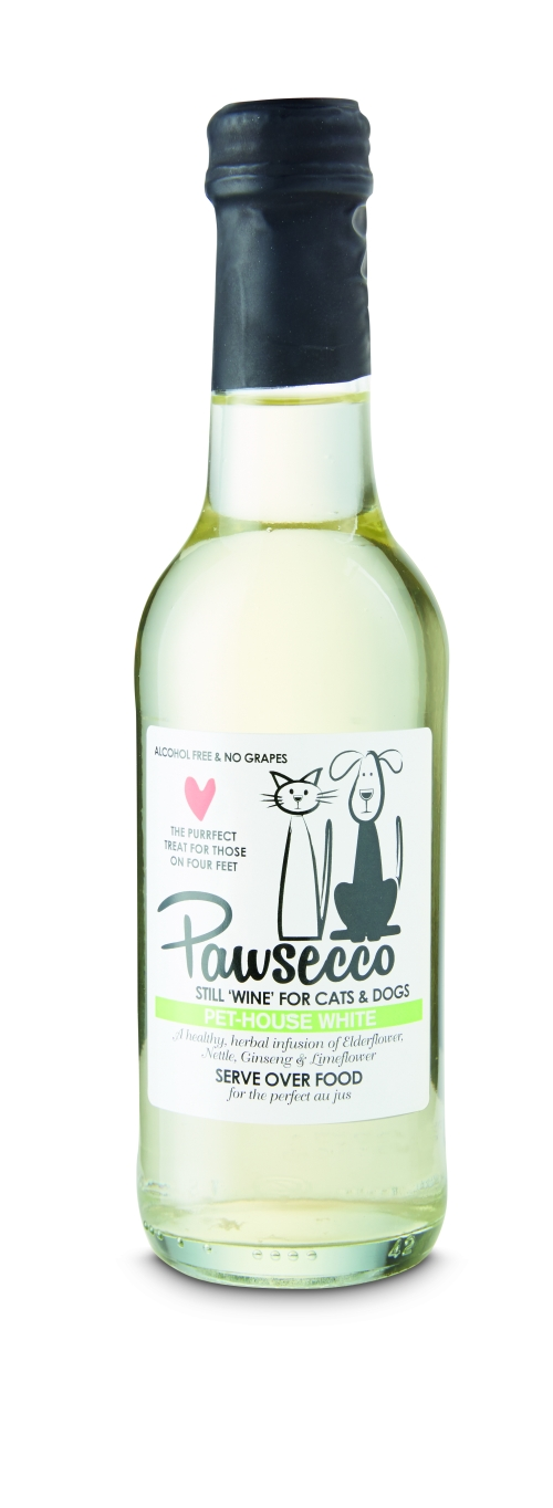 Aldi Selling Prosecco And Beer For Pets This Christmas And Its Seriously Cheap Pawsecco White