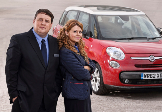 Peter Kay Gives Up Insane Amount Of Money To Look After His Family Peter Kay Car Share A