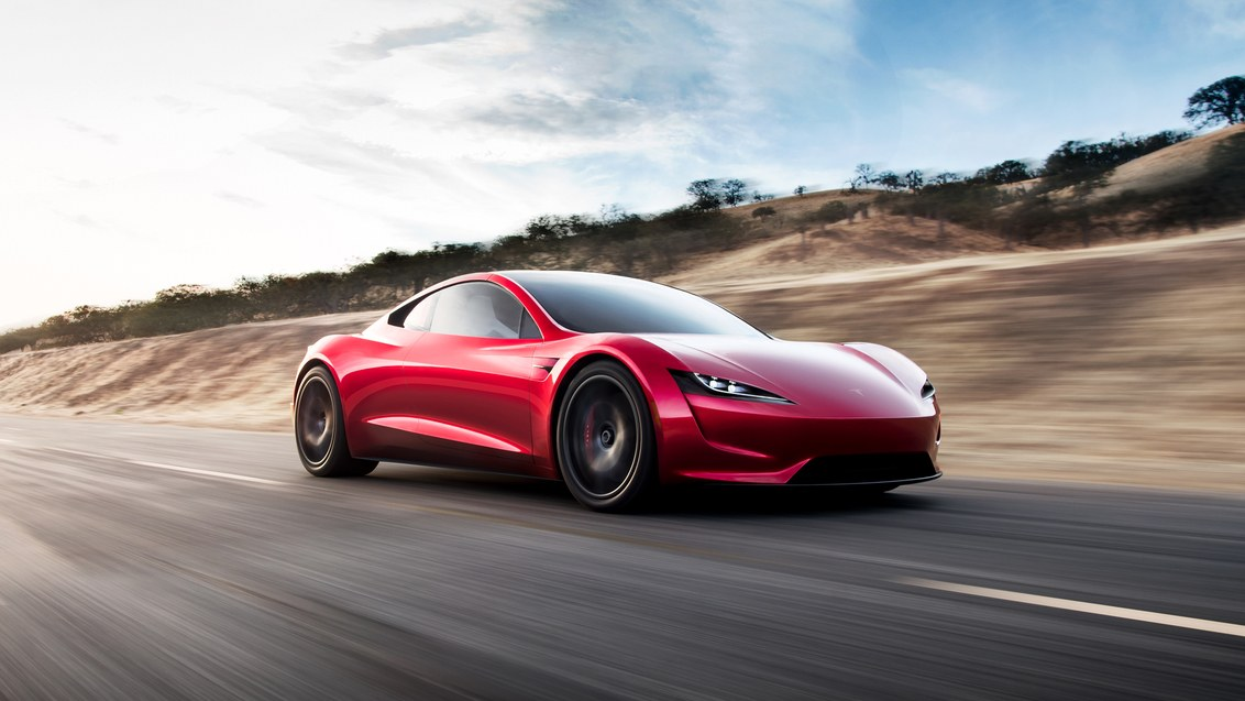 tesla s new roadster will be fastest production car ever made viral feels. Black Bedroom Furniture Sets. Home Design Ideas